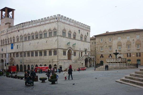 Visitare Perugia